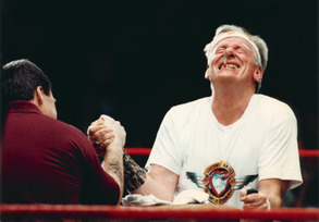 Herb-Kelleher-Arm-Wrestles-for-Ad-Slogan