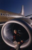 Colleen-Barrett-Sitting-in-737-Engine