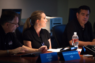 Southwest-Airlines-Leaders-Get-Updates-on-Superstorm-Sandy-4