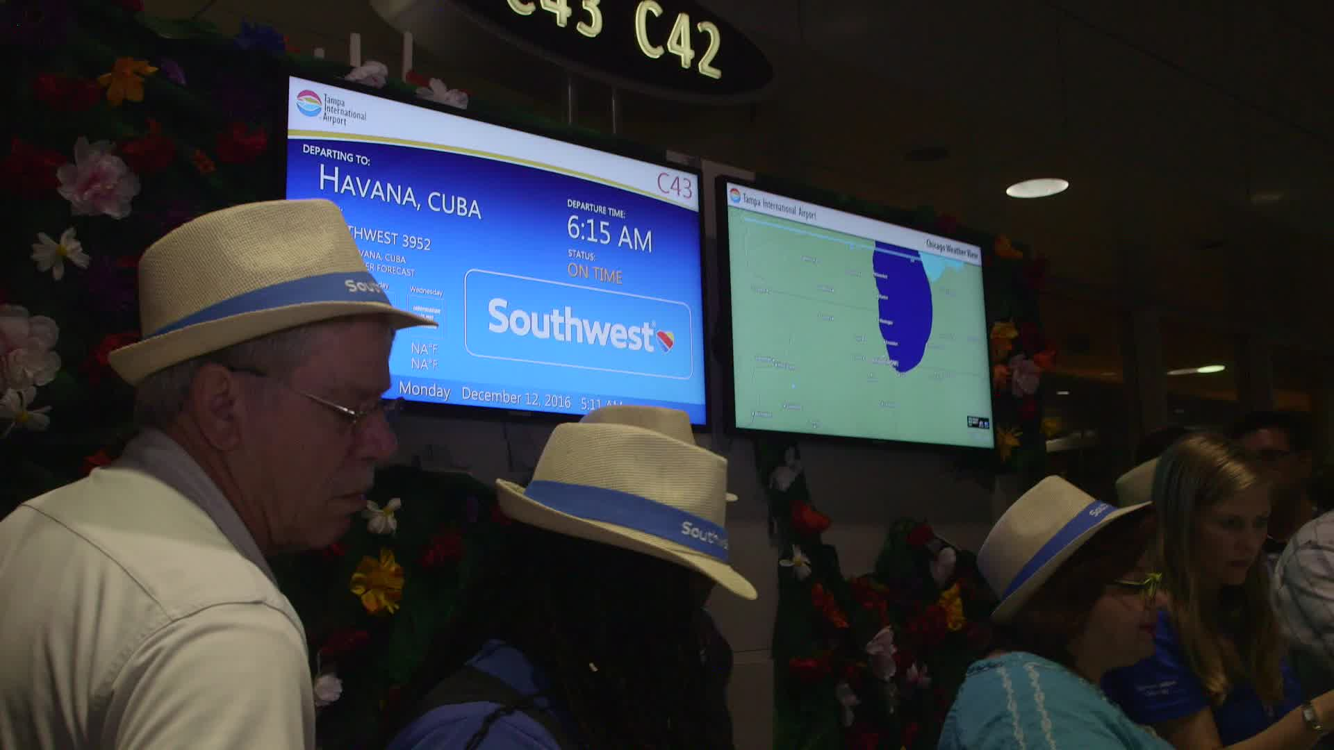 Southwest Airlines Begins Cuba Service Nonstop From Ft. Lauderdale To Varadero